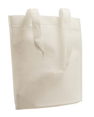 borsetta in tnt bianca